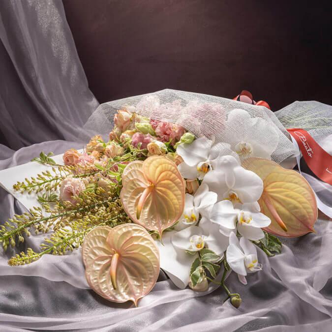Dandelion Flower Bouquet