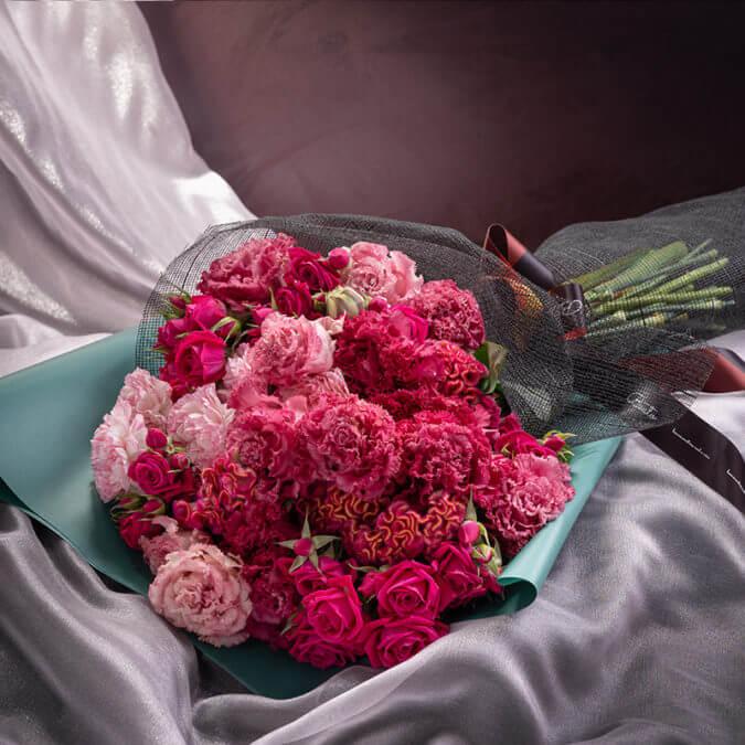 Lunaria Flower Bouquet