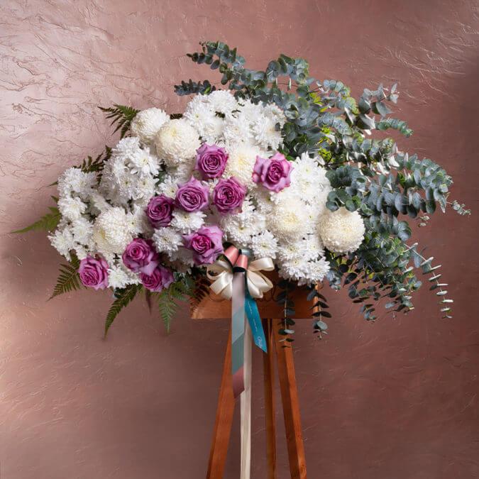 Lunadove Flower Stand