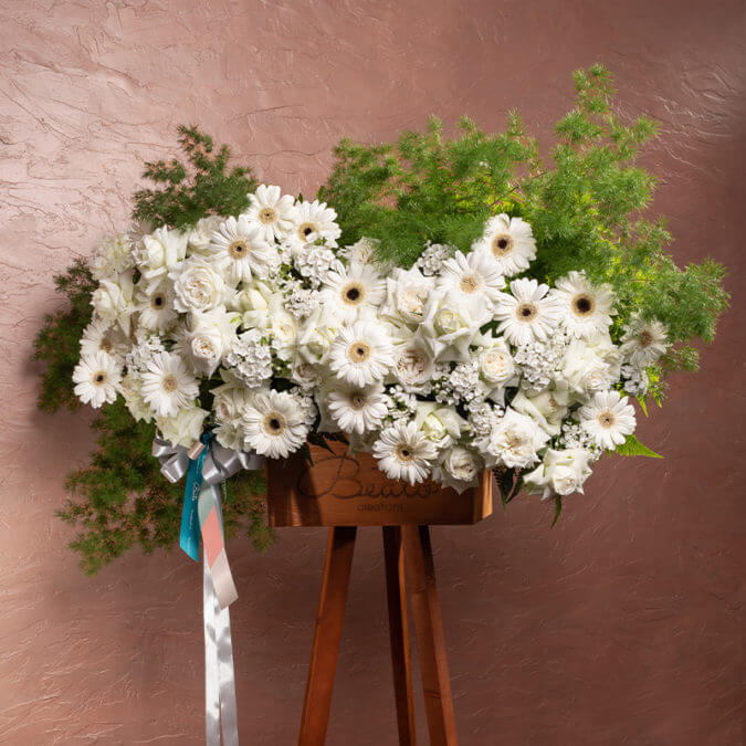 Vow Flower Stand