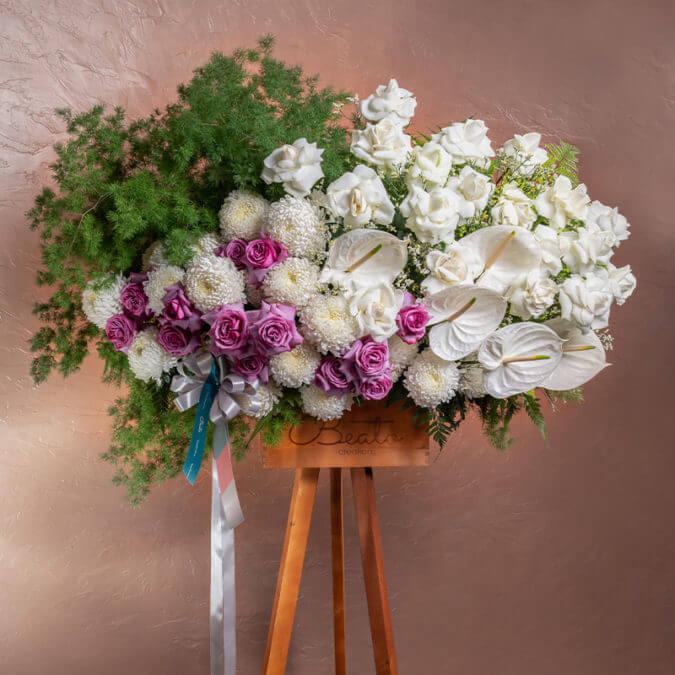 Mirage Flower Stand