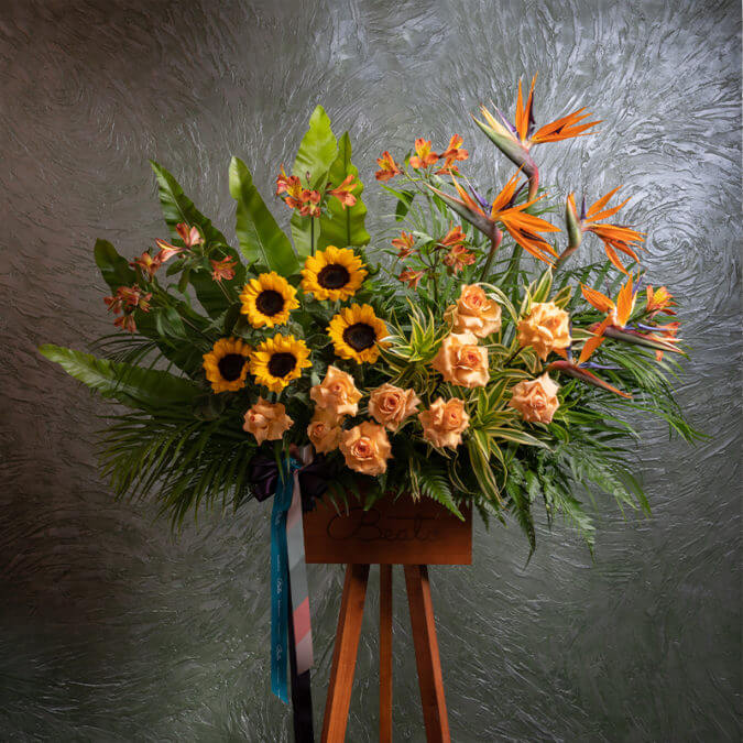 Tuscany Flower Stand