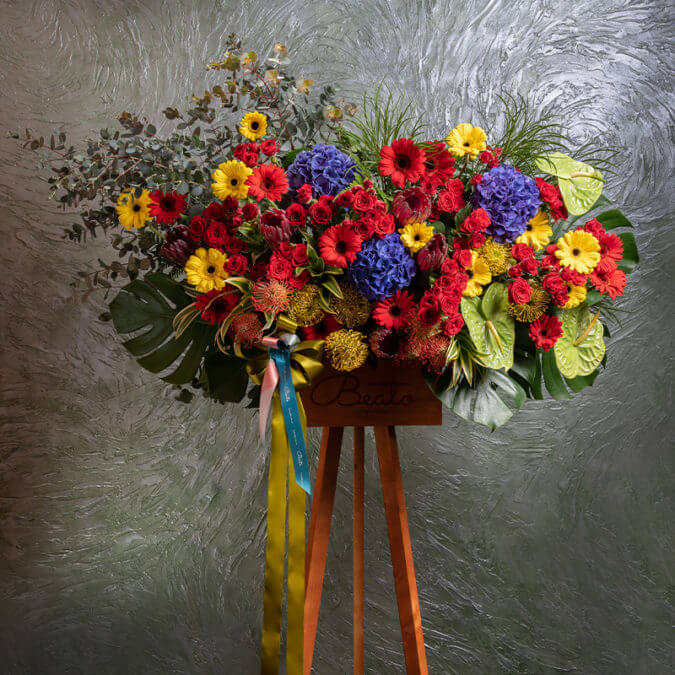 Paola Flower Stand