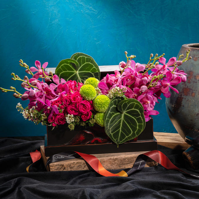 Crete Floral Giftstyling
