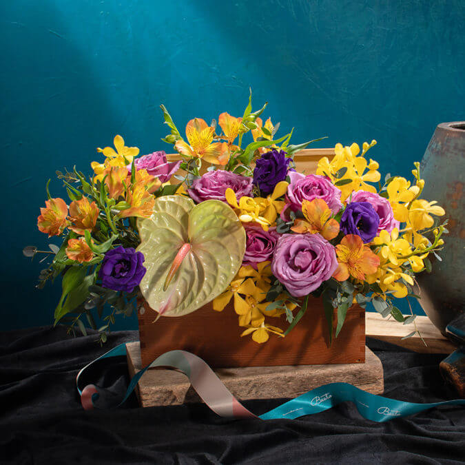 Syros Floral Giftstyling