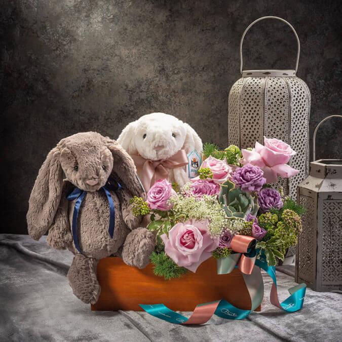 Haezy Flower Giftbox