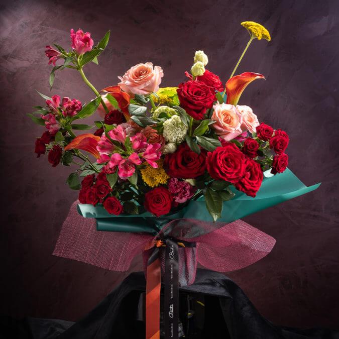 Eos Podium Bouquet