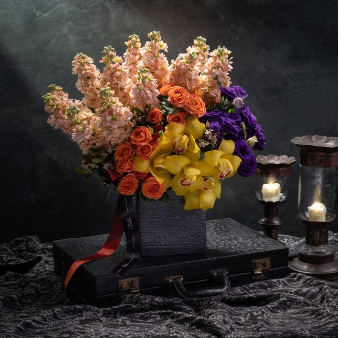 Andromeda Styling in Vase