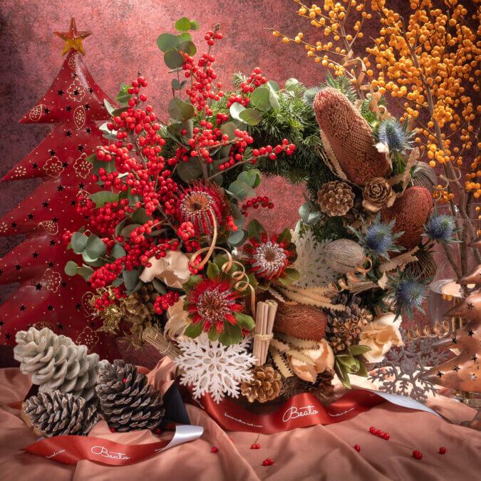 Norv | Christmas Wreath