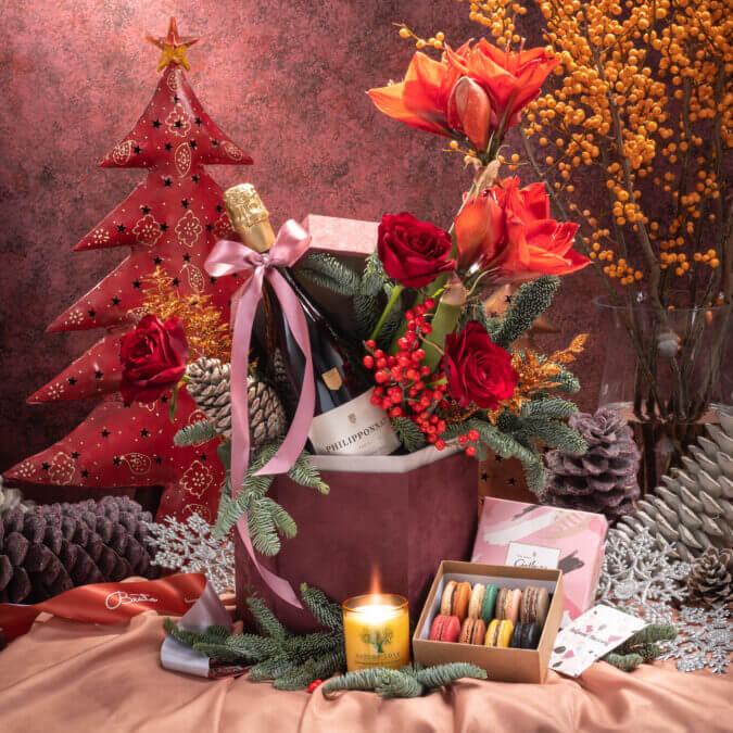 Winterwisp Floral Giftbox